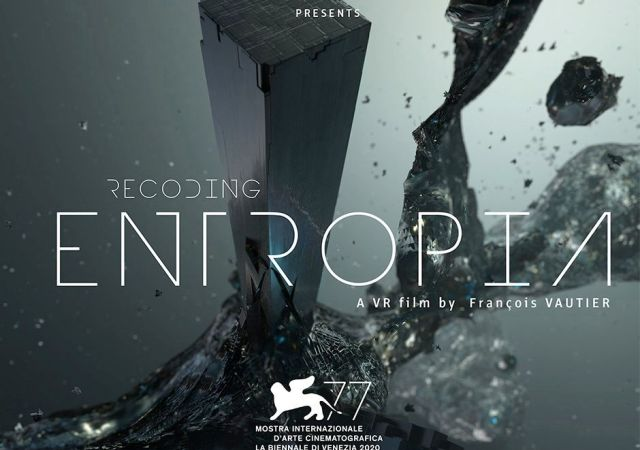 Recoding entropia a movie by françois vautier