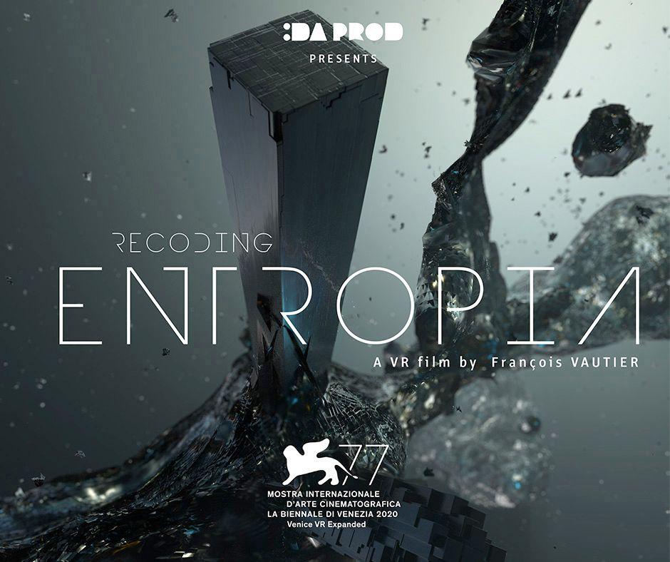 Recoding entropia a movie by françois vautier