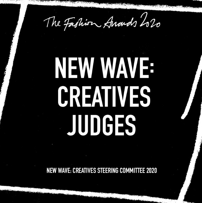 British fashion council announces plans for 2020's new wave creatives