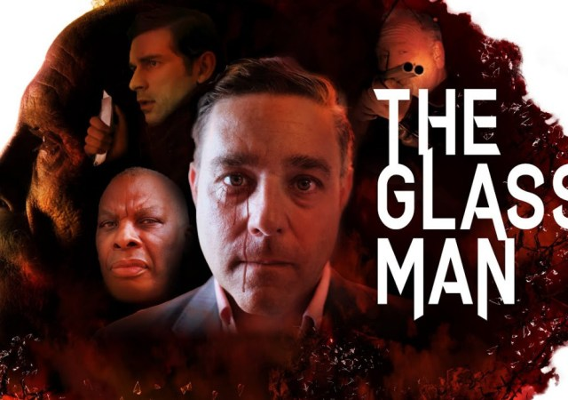 Psychological horror thriller 'the glass man'