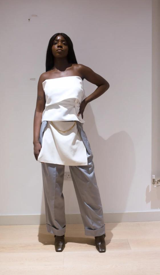 Aissata ibrahima ss21 collection ii 'the beginning' (5)