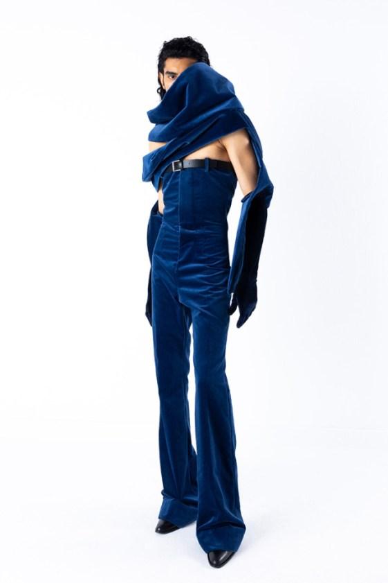 Arturo obegero during paris menswear fashion week (1)