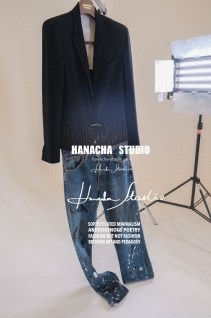 Hanacha studio aw21 during london fashion week 2021 (5)