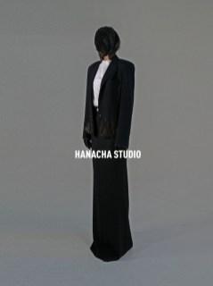 Hanacha studio aw21 during london fashion week 2021 (7)