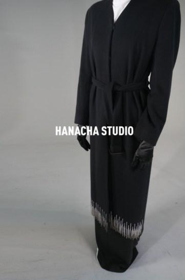 Hanacha studio aw21 during london fashion week 2021 (9)