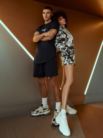 Menswear & womenswear fashion brand sway london launches (3)