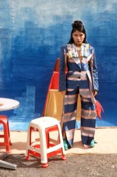 Anciela at mercedes benz fashion week russia (6)