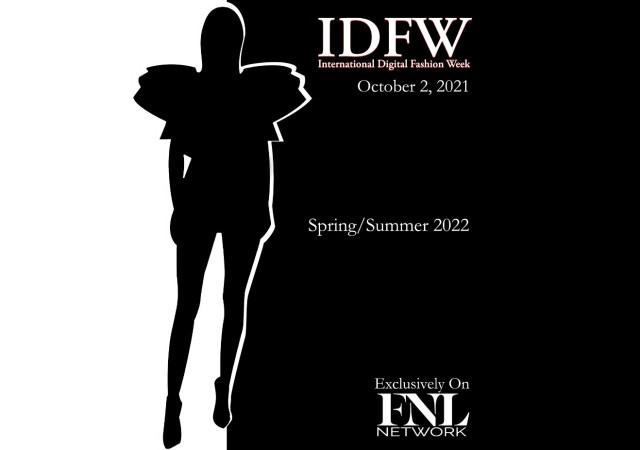 International digital fashion week spring summer 2022
