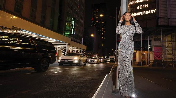 Michael kors collection unveils 40th anniversary ad campaign starring naomi campbell,