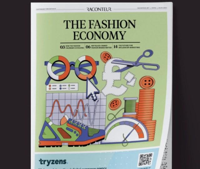 The fashion economy report 2021