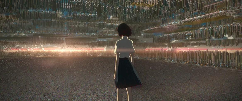 The new film by mamoru hosoda will world premiere