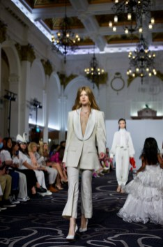 Helen anthony spring summer 2022 during london fashion week (4)