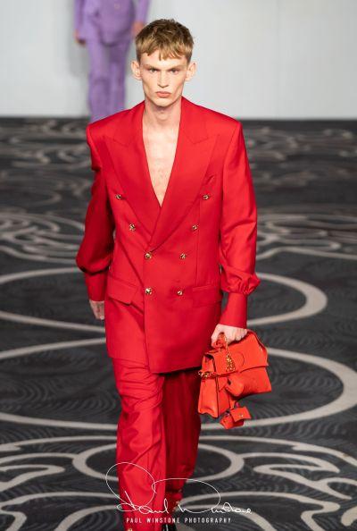 Helen anthony spring summer 2022 during london fashion week (5)