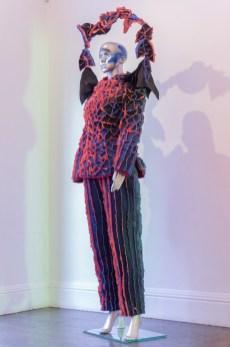 Karina bondareva springsummer 2021 during london fashion week (1)