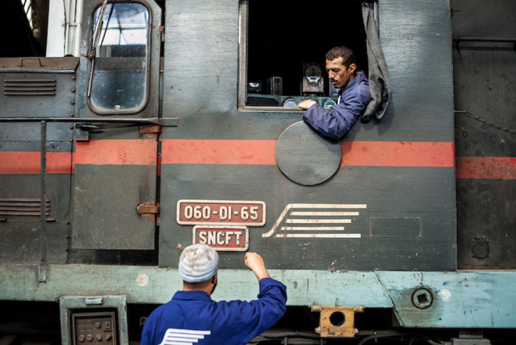 Railway men la voie normale