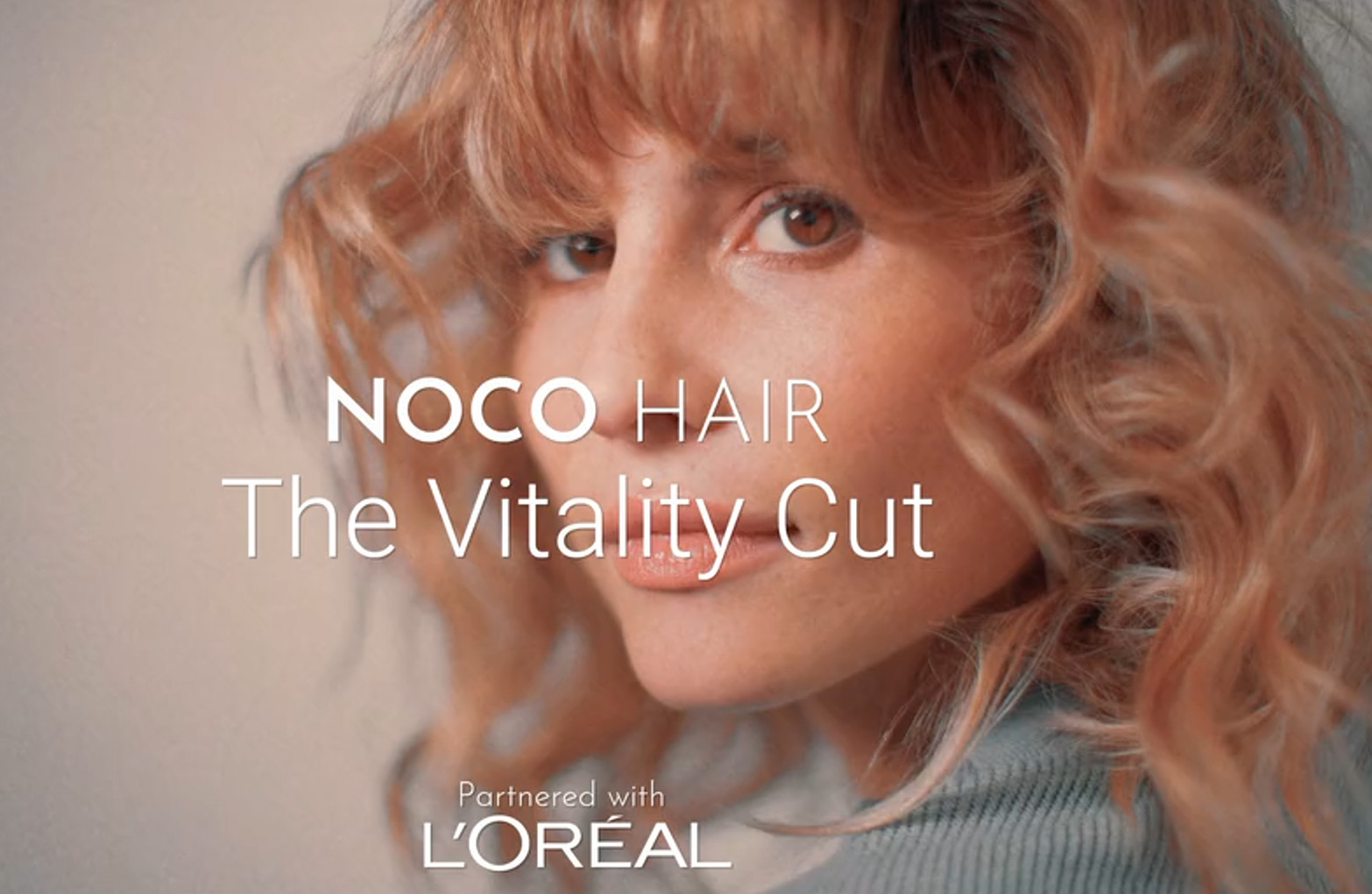 Happy hair with the vitality cut from noco hair
