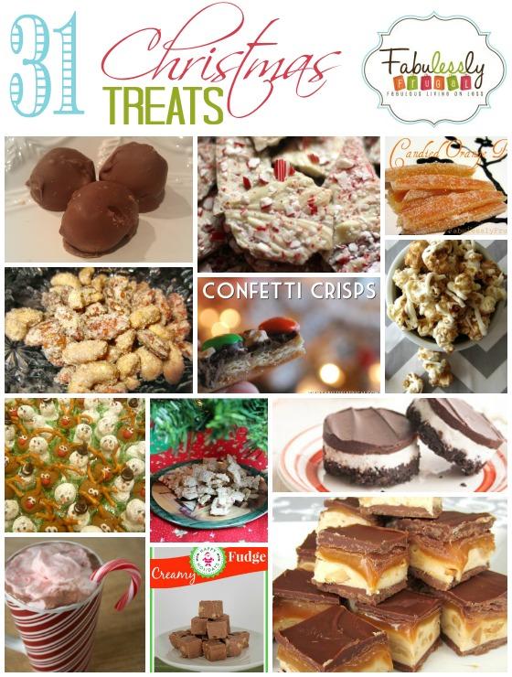 31 Christmas Treats