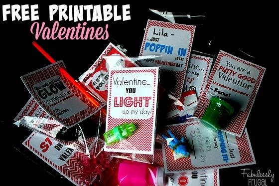 20 Valentines Day Candy Alternatives Amp Card Ideas