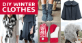 DIY clothes for winter