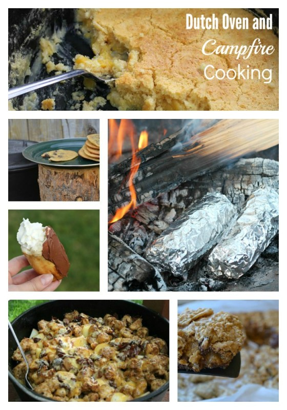 Delicious and Easy Dutch Oven And Campfire Recipes