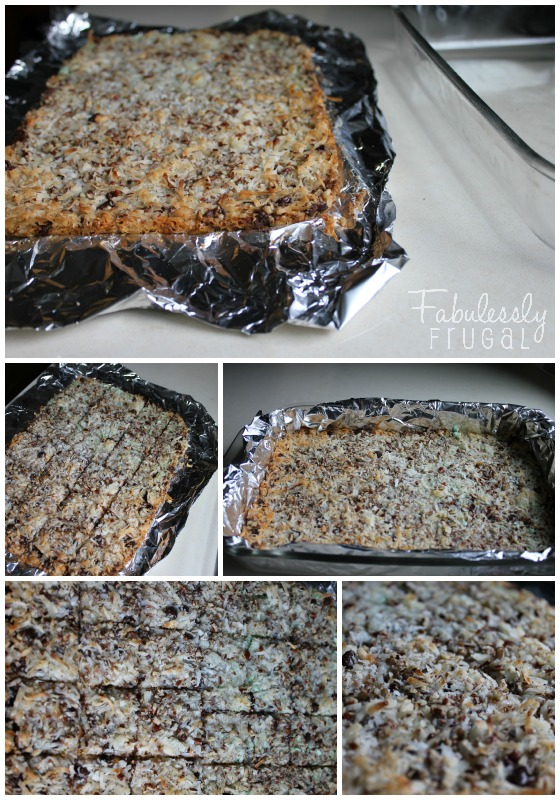 magic cookie bar baked
