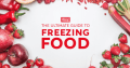 Guide to freezing food