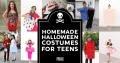 DIY Teen Halloween costumes
