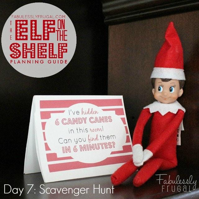 25 Days of Elf on the Shelf Ideas: Day 7