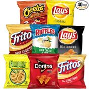 Amazon: 40-Count Frito-Lay Variety Pack as low as $10.54 (Reg. $24.90)...