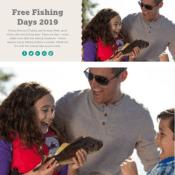 Take Me Fishing: FREE Fishing Days in 2019
