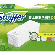 Amazon: 52-Count Swiffer Sweeper Dry Sweeping Pad Refills as low $6 (Reg....