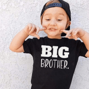 Amazon: Big Brother Shirt for Toddler Boy $7.17 After Code (Reg. $15.94)