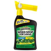 Amazon: Spectracide Weed Stop For Lawns Concentrate, Ready-to-Spray, 32-Ounce...