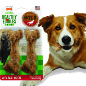 Amazon: 2 Count Nylabone Healthy Edibles Dog Chew Bones as low as $1.87...