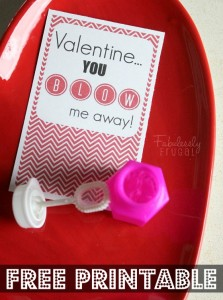 you blow me away valentine free printable diy valentine