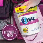 Amazon: 180 Pieces ORBIT Bubblemint Sugarfree Gum as low as $5.68 (Reg....