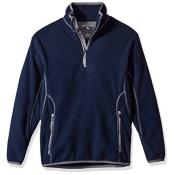 Amazon: Antigua Youth Ice Pullover, Navy/ Steel, XL $8.96 (Reg. $35)
