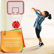 Amazon: Children's Basketball Hoop with Suction Cup Wall Mount $7.99...