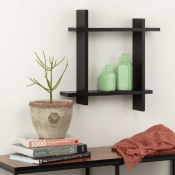 Amazon: Interlocking Wall Mounted Storage Cube $5.96 (Reg. $24.39)