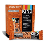 Amazon 12 Count KIND Bars Pumpkin Spice, 1.4 Ounce Bars as low as $6.81...