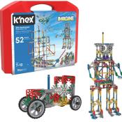Amazon: K'NEX Imagine 25th Anniversary 750-piece Ultimatebuilder's Case...