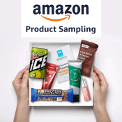 Amazon: Sign up for the FREE Sampling Program