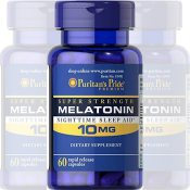 Amazon: Puritan's Pride Melatonin 60-Count as low as $2.35 (Reg. $5.69)...
