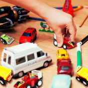 Amazon: 12 Pack Pull Back Trucks and Cars $8.49 (Reg. $10) + Free Shipping