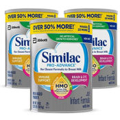 Amazon: 3 Count Similac Infant Formula 1-Month Supply as low as $55.27...