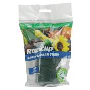 Amazon: 3-Ply Luster Leaf 200' Green Heavy Duty Jute Garden Twine $1.49...