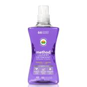 Amazon: 66 Loads Method Laundry Detergent Lavender + Cypress, 53.5 Ounce...
