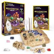 Amazon: NATIONAL GEOGRAPHIC Mega Gemstone Dig Kit $17 (Reg. $29.99)