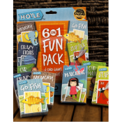 Amazon: Hoyle Kid's Fun Pack- Card Games $5.99 (Reg.$6.99) - Artwork May...