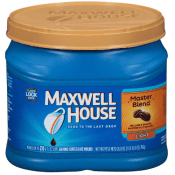 Amazon: Maxwell House Coffee Canister $4.46 (Reg. $6.27)